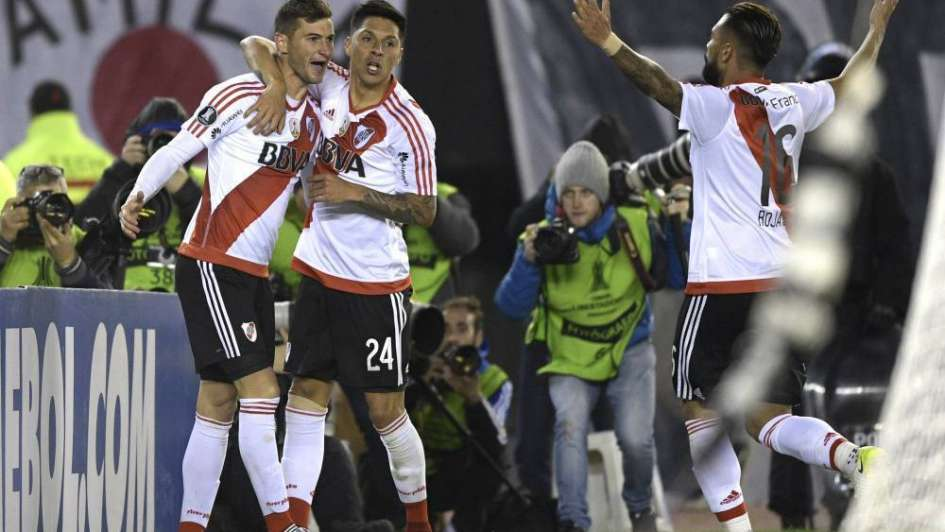 El mendocino Enzo Pérez dirá presente en River por Copa Argentina