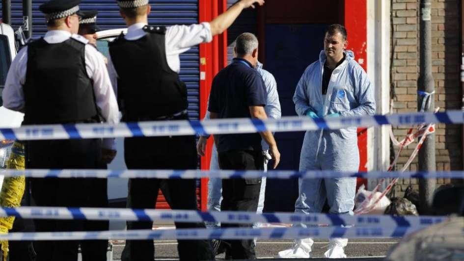 El autor del atentado en Londres: