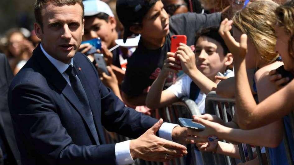 Francia: Macron gobernará con  mayoría absoluta