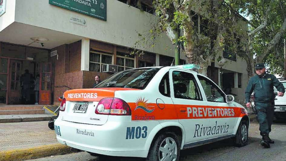 Rivadavia redujo casi a la mitad sus móviles preventores