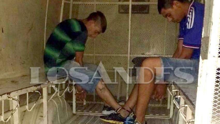 Están en Mendoza los dos fugados de la Comisaría 10°