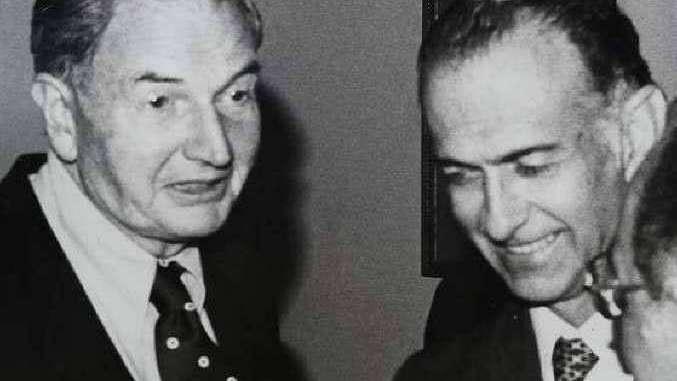 Murió a los 101 años el millonario David Rockefeller