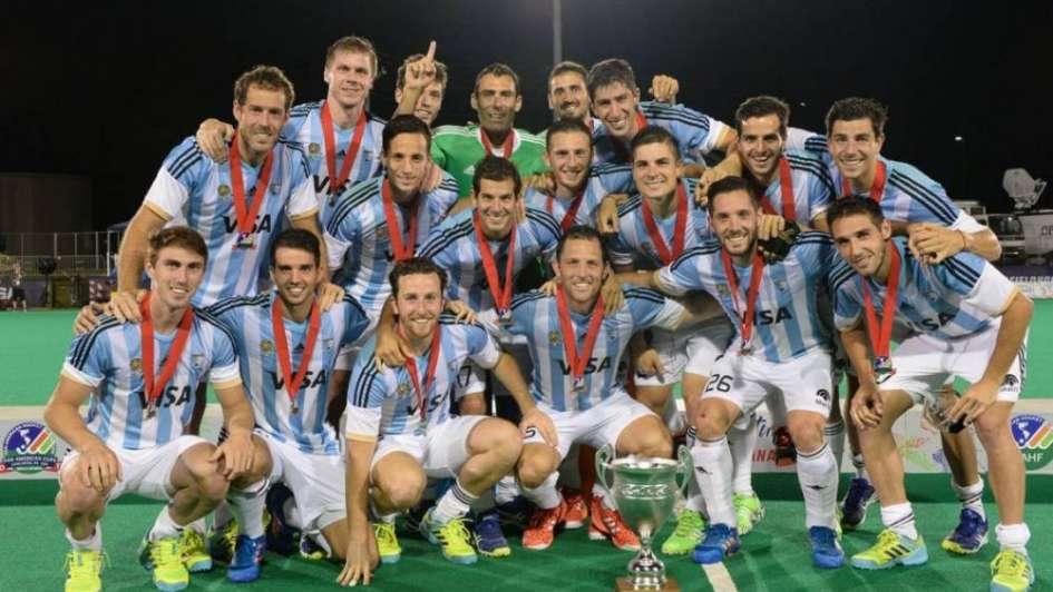 Los Leones y un nuevo festejo: campeones de la Copa Panamericana tras vencer a Canadá