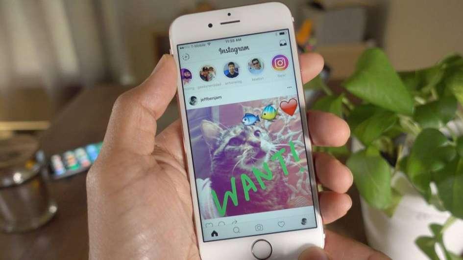 Instagram Stories cumple un año y se usa más que los videos cortos de Snapchat