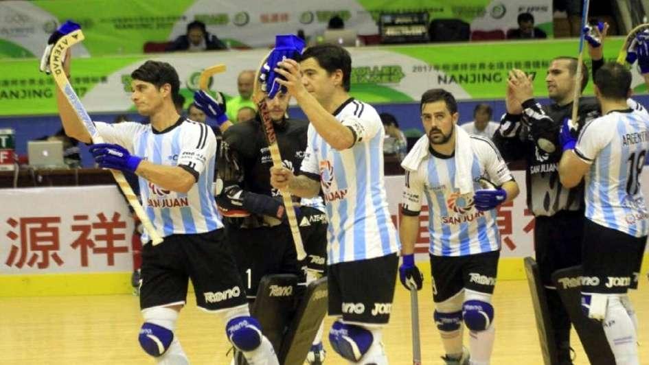 Roller Games: Argentina ganó con el mameluco