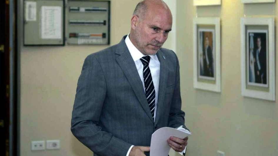 En EEUU, Mendoza defendió plan carcelario