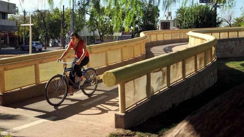 Las ciclovías locales, en  el foro mundial de la bici