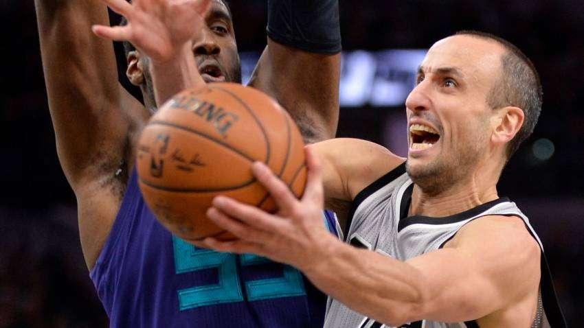 NBA: triunfo de los san antonio Spurs con una discreta labor de