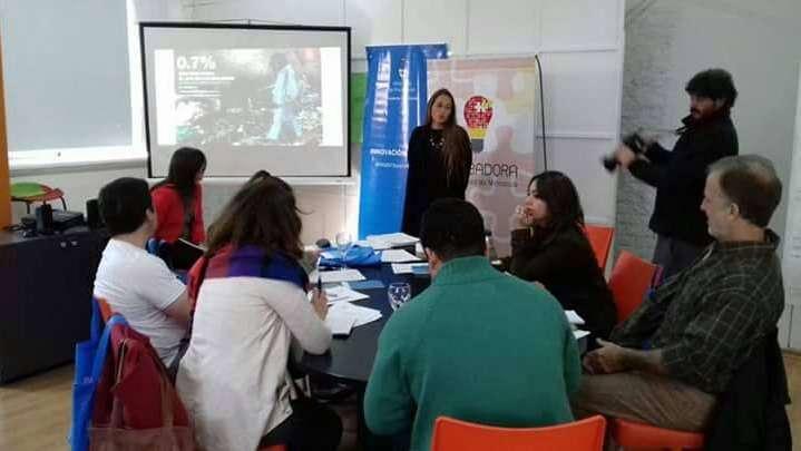 Mendoza fue sede del ciclo de fortalecimiento de incubadoras de todo el país