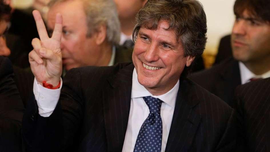 Fiscal dice que exvicepresidente argentino Amado Boudou puede acabar preso