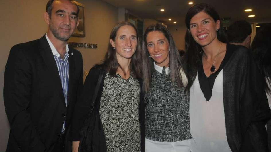 Inauguró Centro Médico Chacras