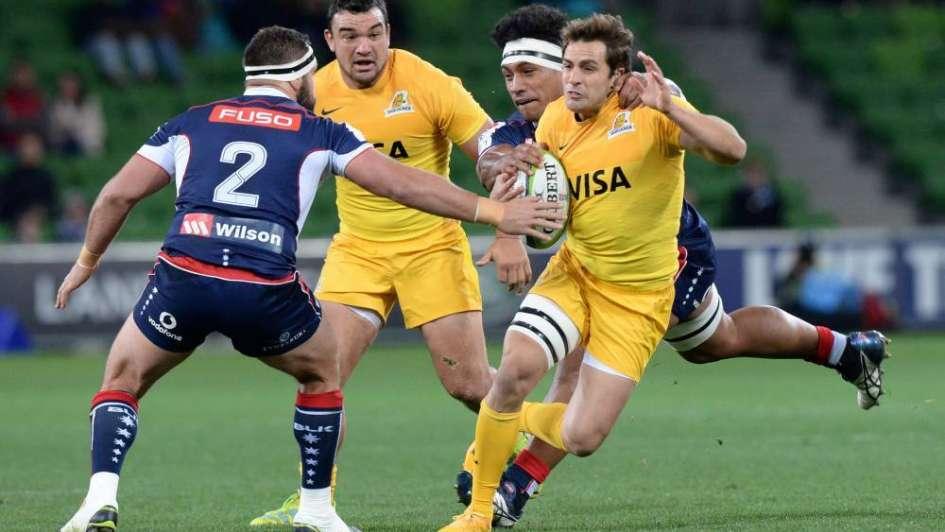 Los Jaguares se despidieron del Super Rugby 2017 con un triunfo ante los Rebels australianos