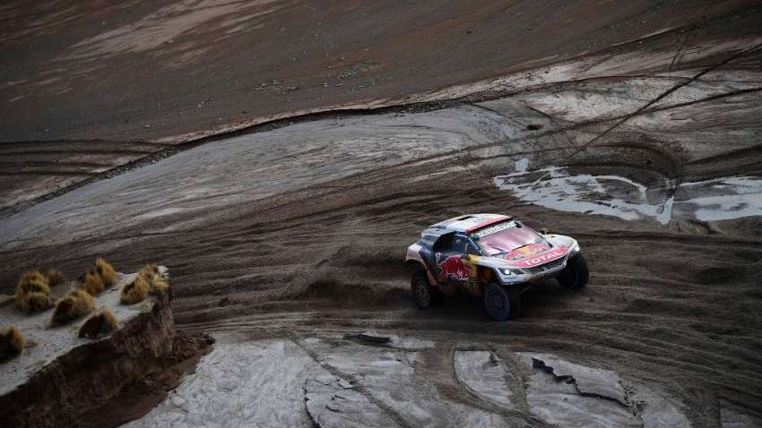 Dakar 2017: no se corre la novena etapa por el alud que dejó dos muertos en Jujuy