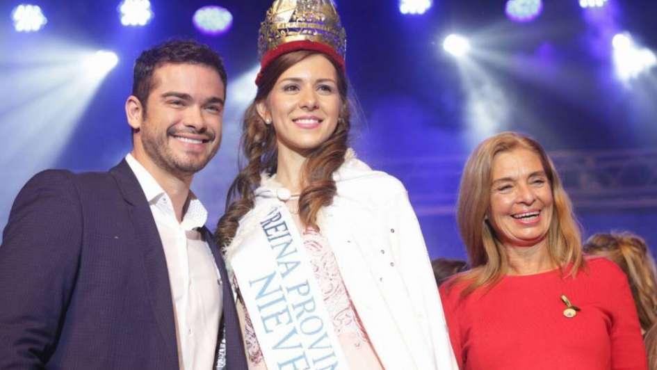 Gisela Sánchez es la reina de la Nieve