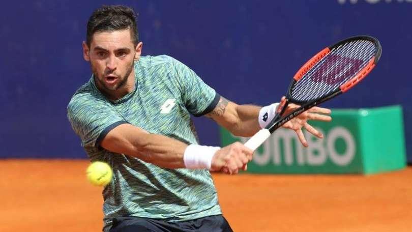 Challenger de Szczecin: Andreozzi ganó en sets corridos y está en octavos de final