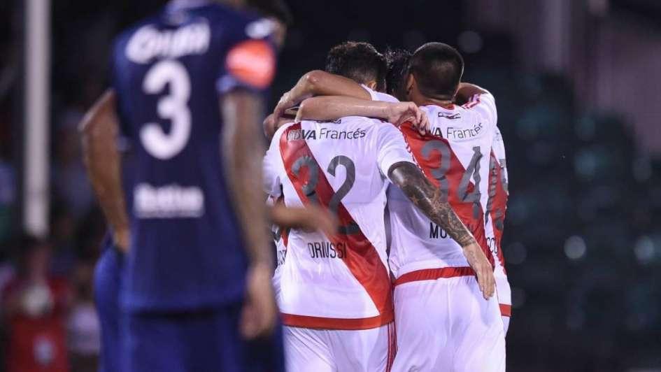 River goleó al Motagua en su segundo amistoso de pretemporada
