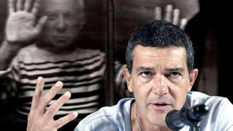 Antonio Banderas será Picasso