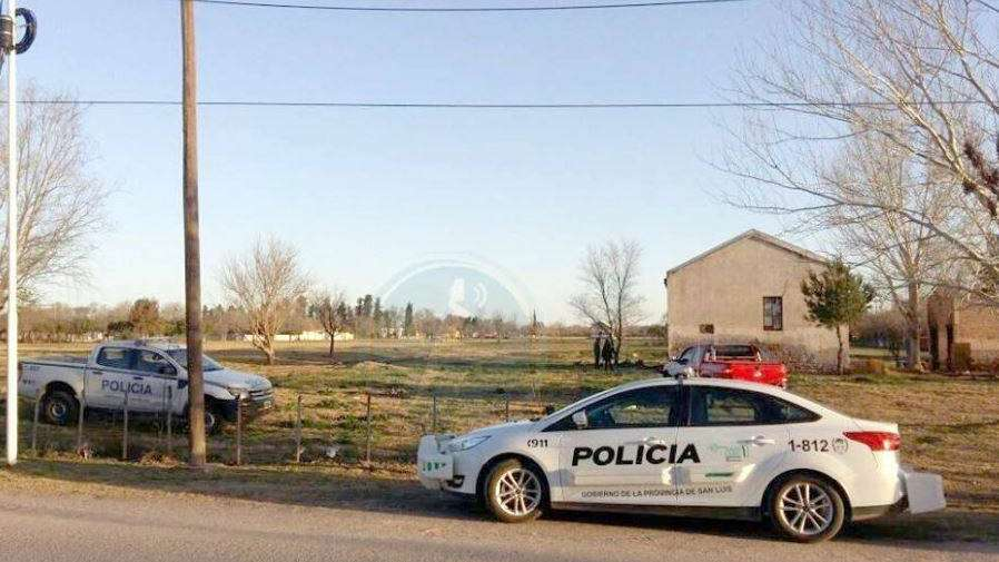 Asesinaron de 38 puñaladas a un hombre en San Luis