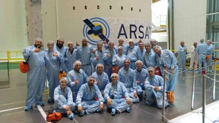 """Los científicos de ARSAT denuncian despidos """"masivos"""" y sin justificación"""
