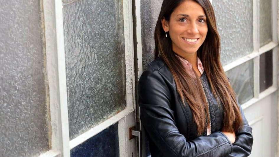 """Bárbara Muzaber: """"Me motiva el seleccionado mayor"""""""