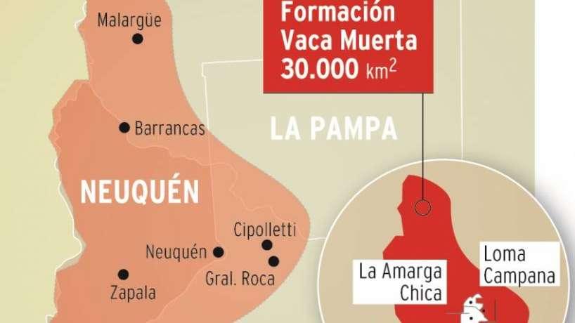Mendoza ya aplicaba beneficios acordados para Vaca Muerta