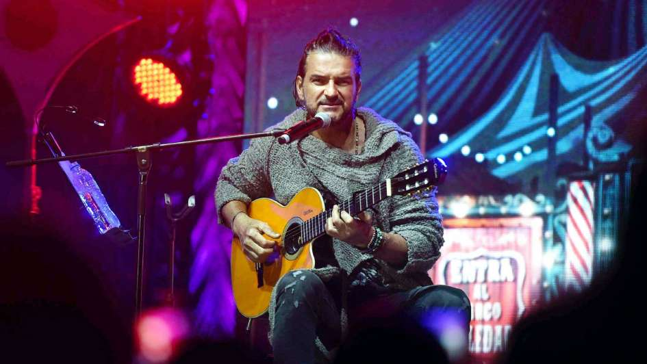 """Ricardo Arjona: """"En este disco recobro la frescura de otros tiempos"""""""