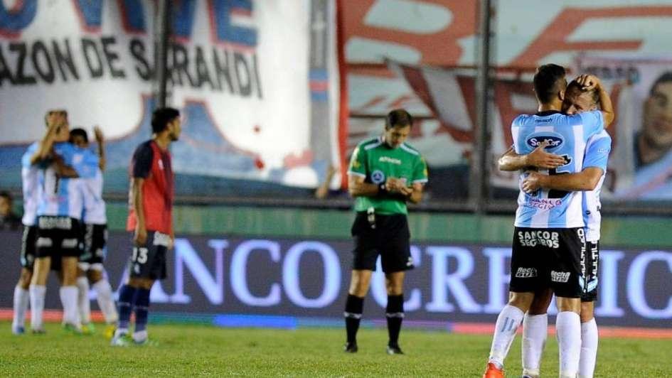 Atlético de Rafaela sumó puntos clave aunque sigue en descenso directo