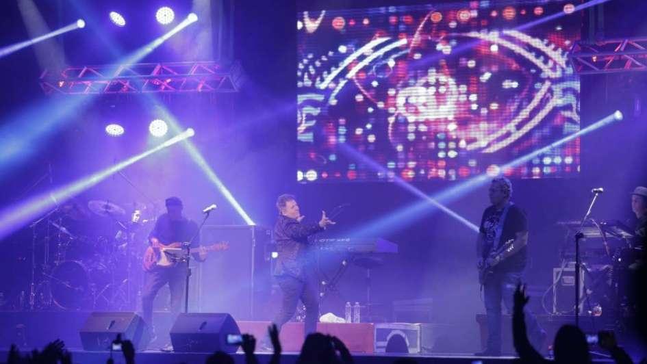 Habrá rock y folclore en las repeticiones de la Fiesta de la Vendimia