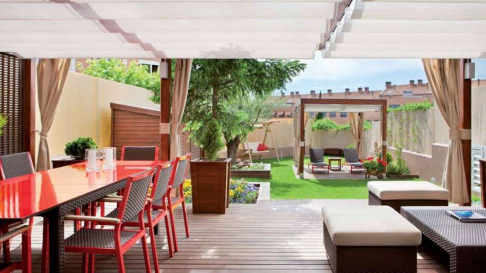 Terrazas y jardines chill out - Terrazas chill out ...