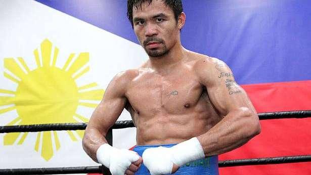 No quiere riesgos, Manny Pacquiao expondrá el título welter de la OMB en julio