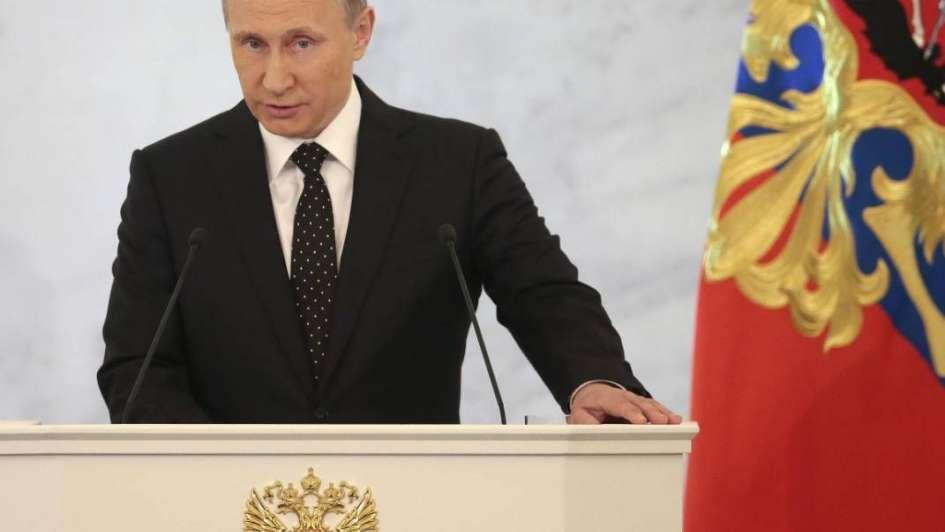 Rusia negó tener