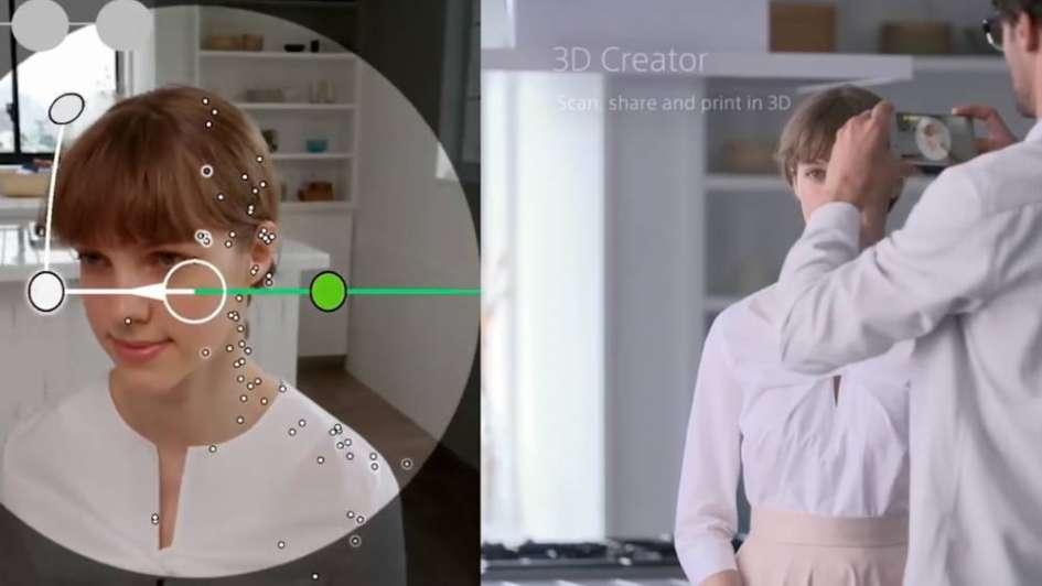 Las selfies ya fueron, ahora lo que viene es el escáner 3D
