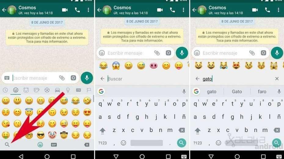Lo querés, lo tenés: WhatsApp incorpora un buscador de emojis