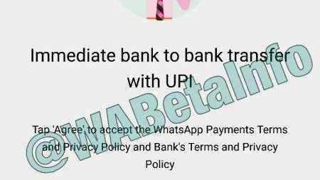 Muy pronto podrás enviar y recibir dinero a través de WhatsApp