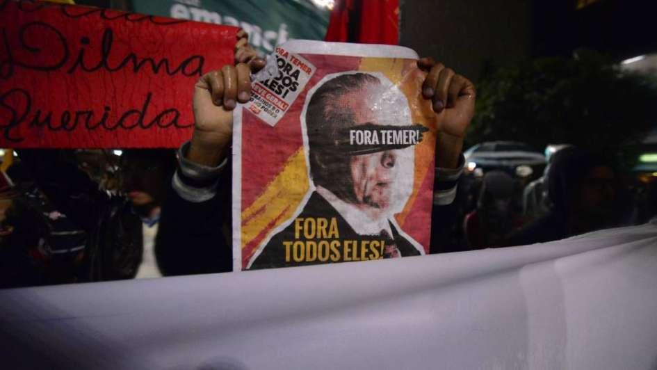 Temer , cada vez más complicado: el fiscal general de Brasil lo acusó de corrupción y asociación ilícita