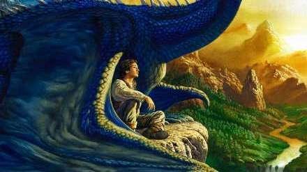 Ciruelo: de dragones y de tinta
