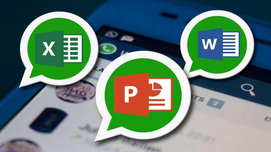WhatsApp se actualiza y ahora te permite enviar archivos de todos los formatos