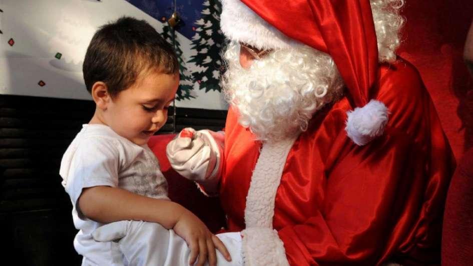 Qué Le Piden Los Chicos A Papá Noel
