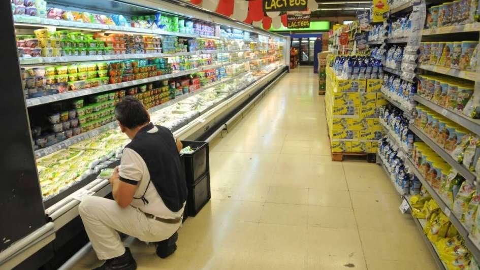 Ventas en supermercados y shoppings crecieron 1,2% en agosto