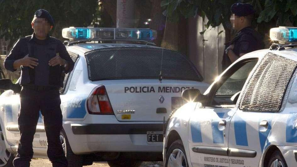Celadora detenida como partícipe en un asesinato en Las Heras