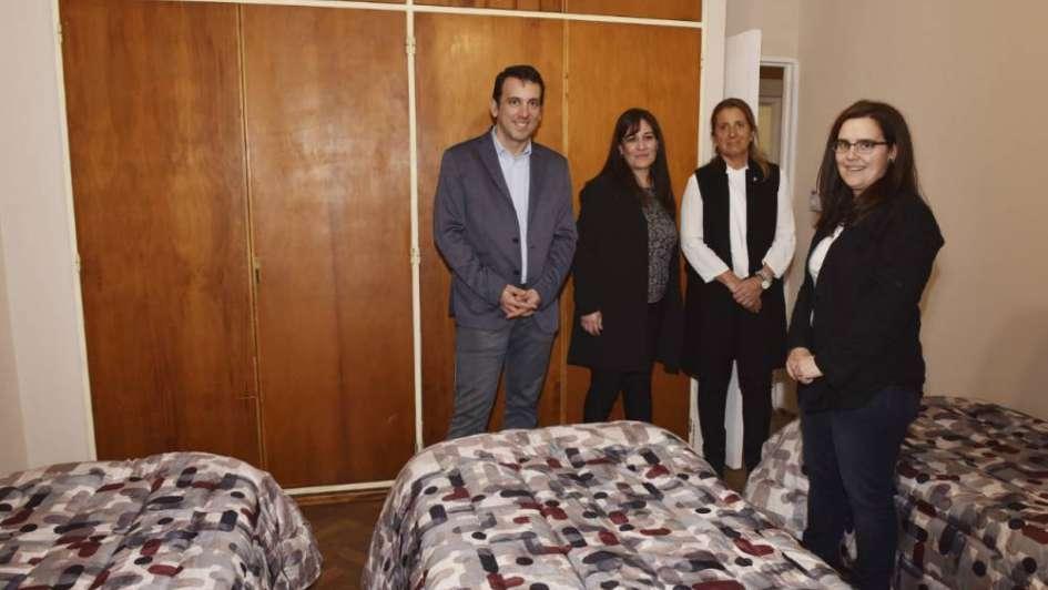 Godoy Cruz inauguró su primer refugio para mujeres víctimas de la violencia de género
