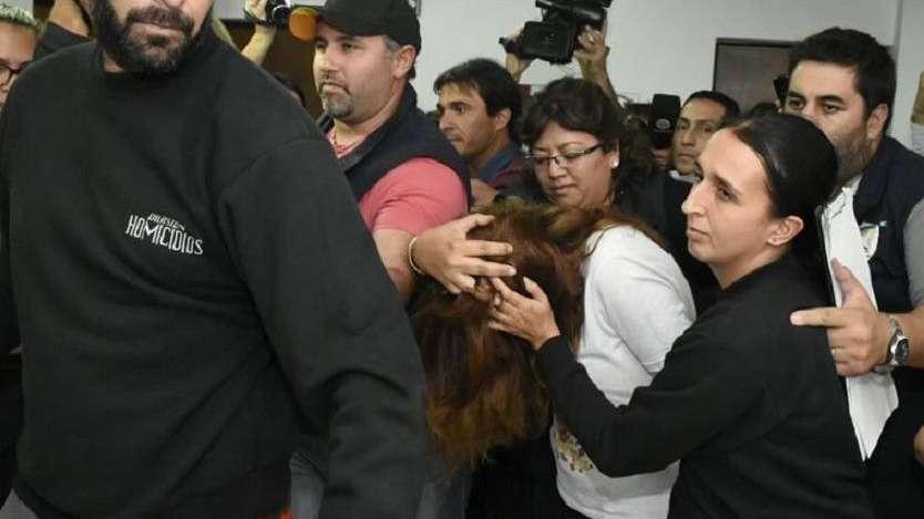 """Imputaron a la madre de Flor Di Marco, acusada de ser """"partícipe necesario"""" de los abusos"""