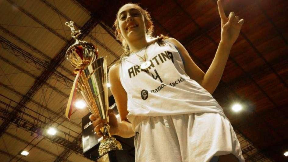 Victoria Gauna a las puertas de la NBA femenina