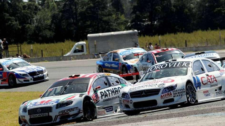 Top Race V6: Llaver terminó y ganó la Rana