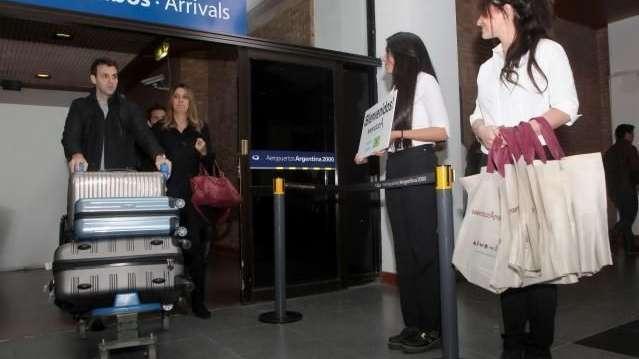 El suspendido vuelo Mendoza - San Pablo se retomará en agosto