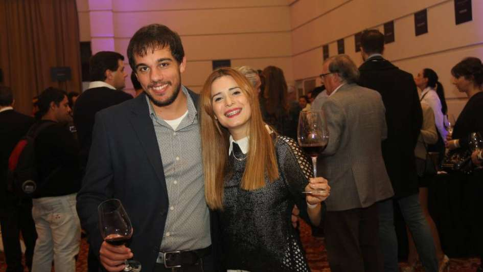 Lujosa noche de vinos