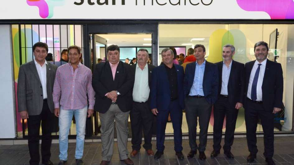 El Grupo SanCor Salud presentó Staff Médico