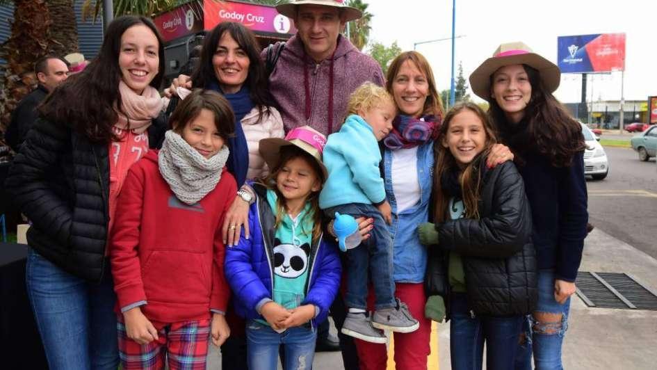 Godoy Cruz inauguró un Centro de Información Turística