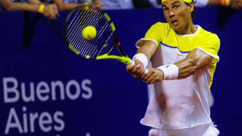 Argentina Open: Nadal eliminó a Mónaco y se perfila como candidato
