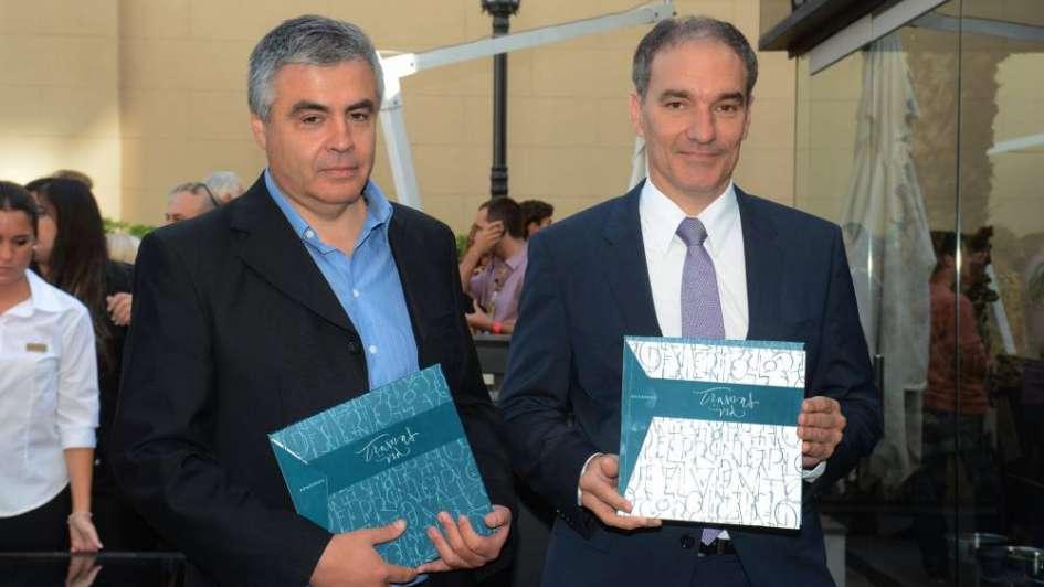Los Andes presentó su libro